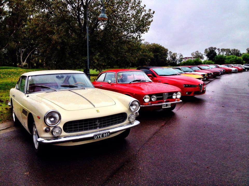 Pininfarina y Bertone