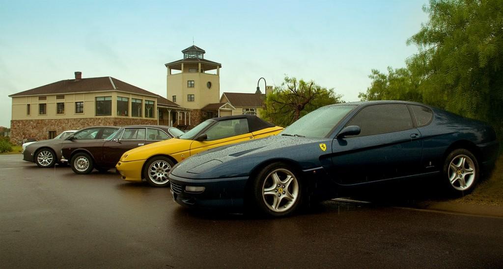 Alfa y Ferrari
