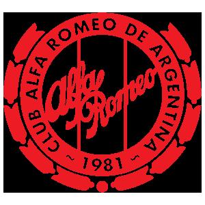 Escudo Club Alfa Romeo de Argentina