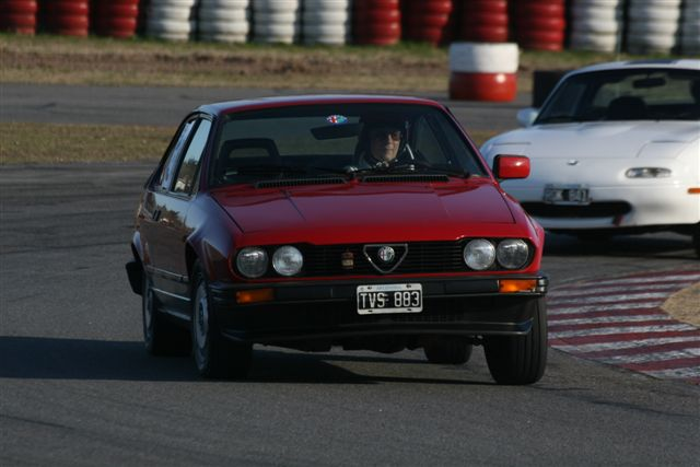 Alfetta GTV - Ricardo Gattoni