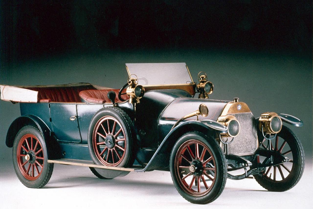 A.L.F.A. 24HP (1910)