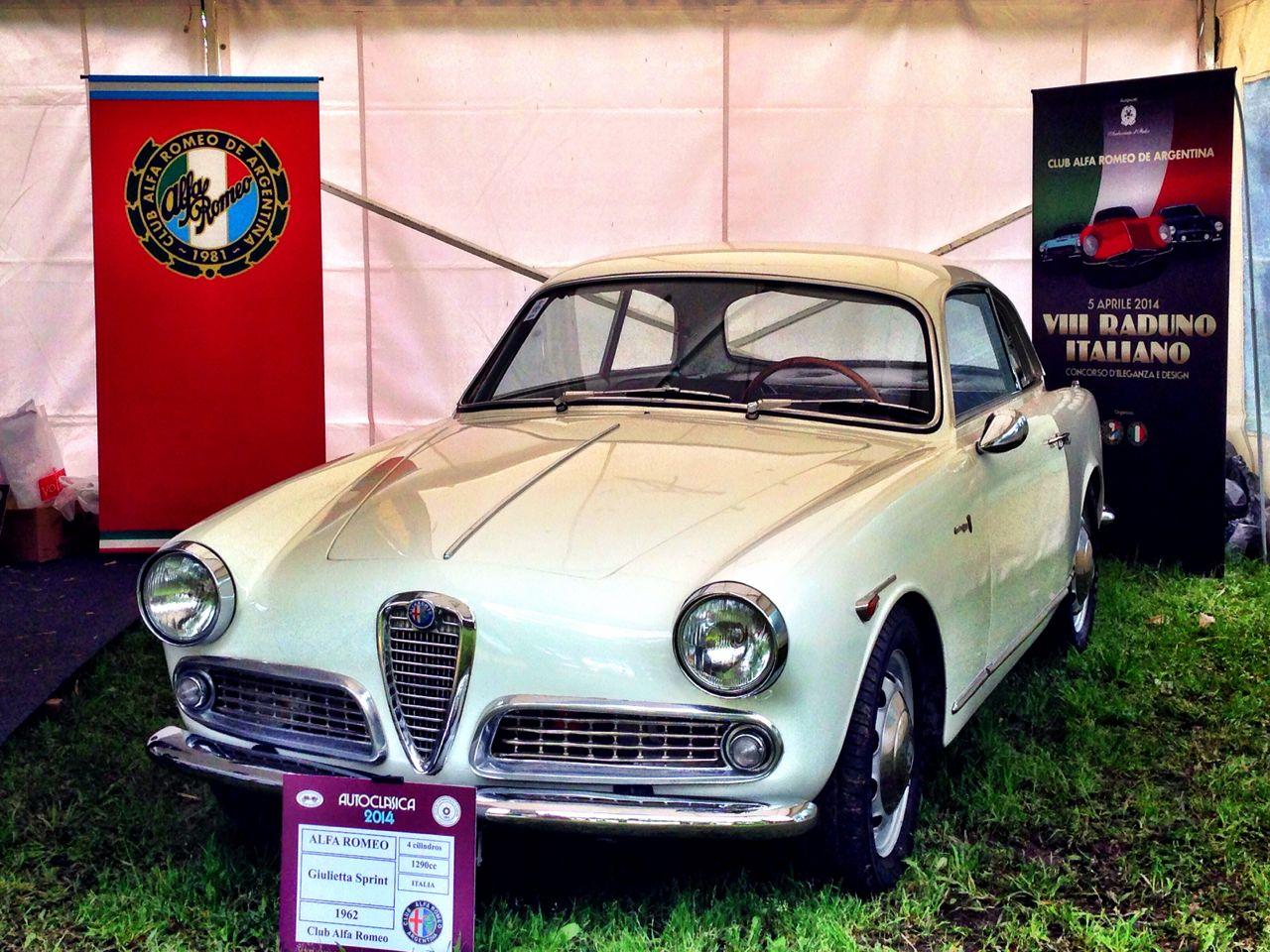Giulietta Sprint 1962 - Miguel Beruto