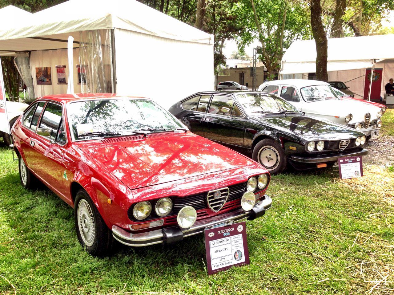 Alfetta GTV 1979 - Sergio Moretti