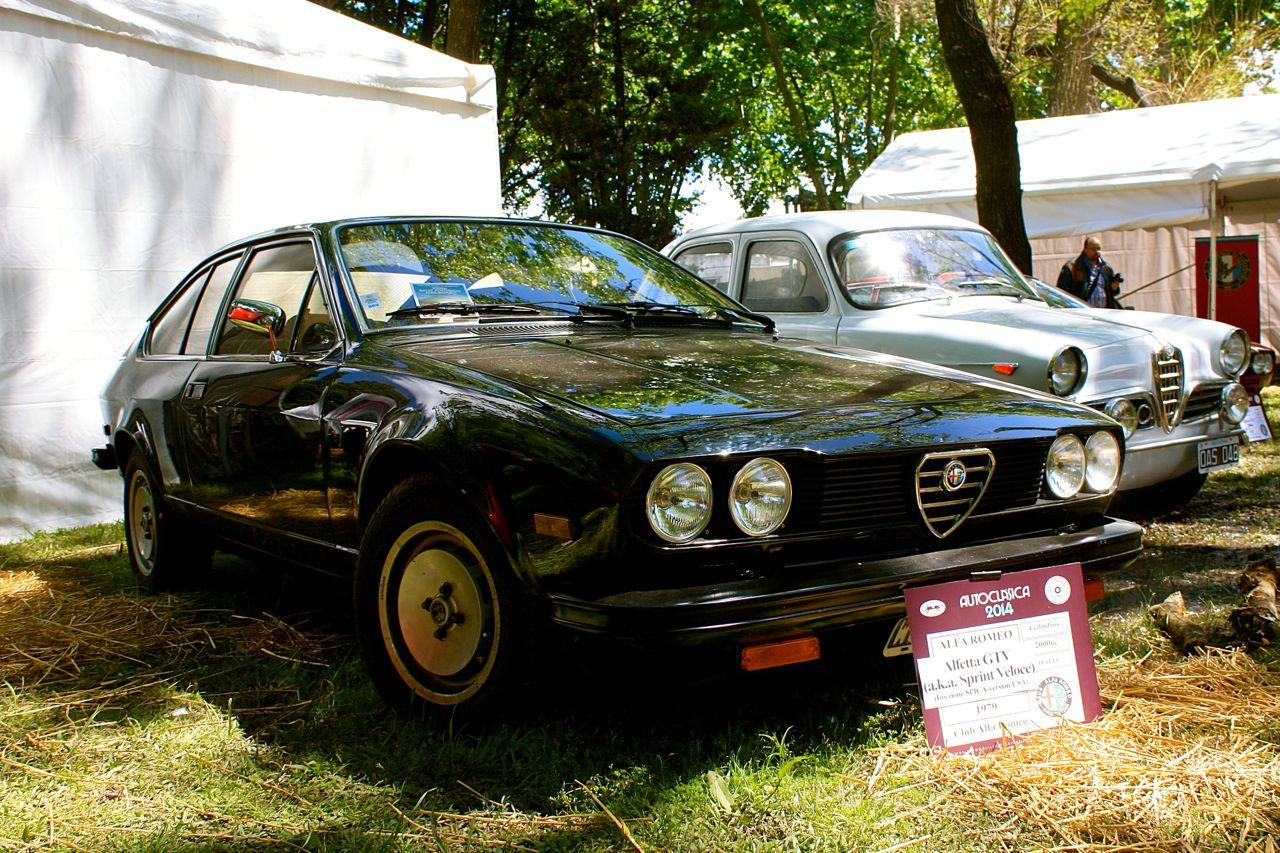 Alfetta GTV / Sprint Veloce 1979 - Luciano Gauto