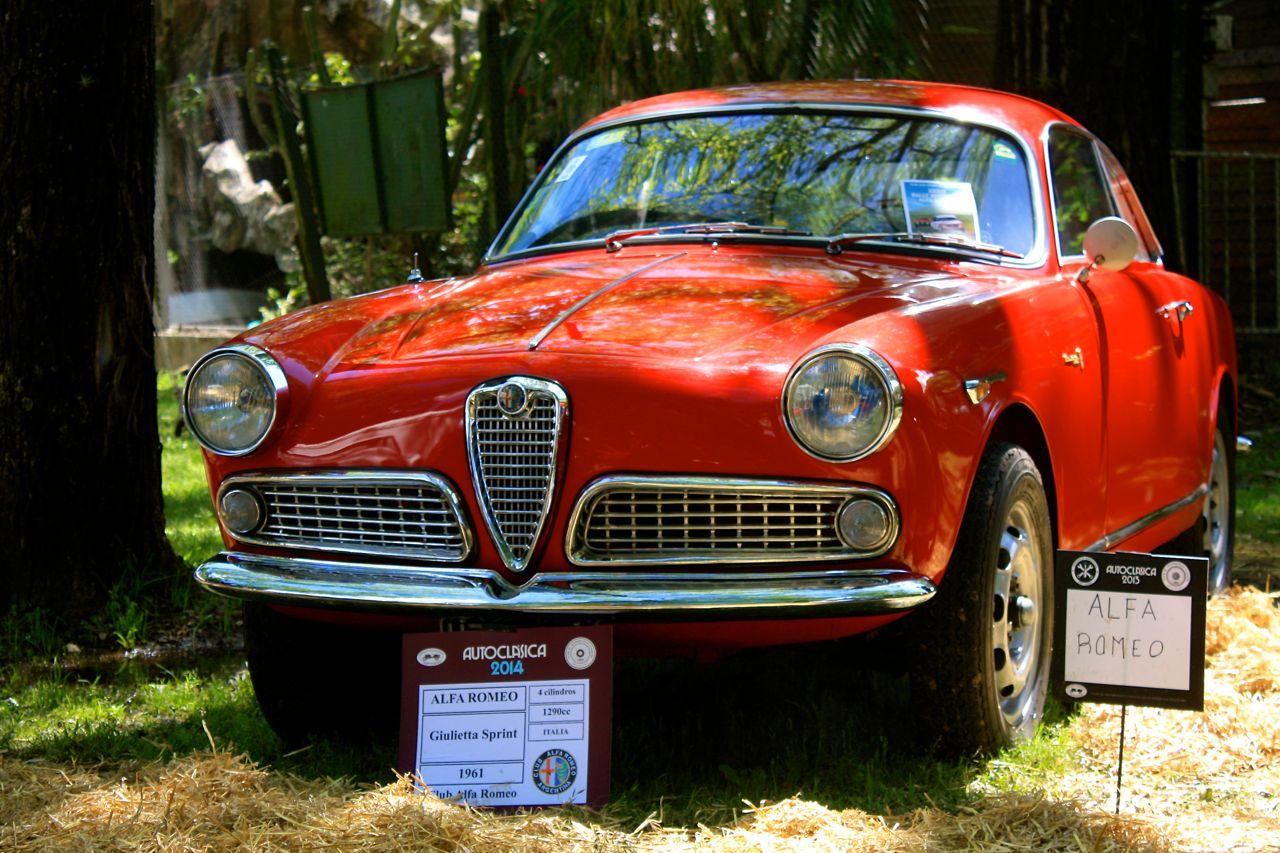 Giulietta Sprint 1961 - Luis Bameule