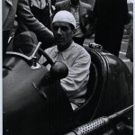Una de sus ultimas pruebas, Retiro 1947, Argentina